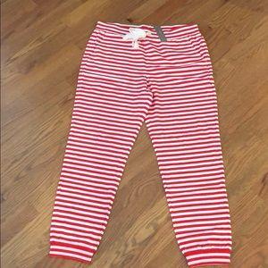 JCrew women's pajama pants